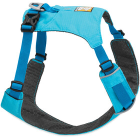 Ruffwear Hi & Light Arnés, blue atoll